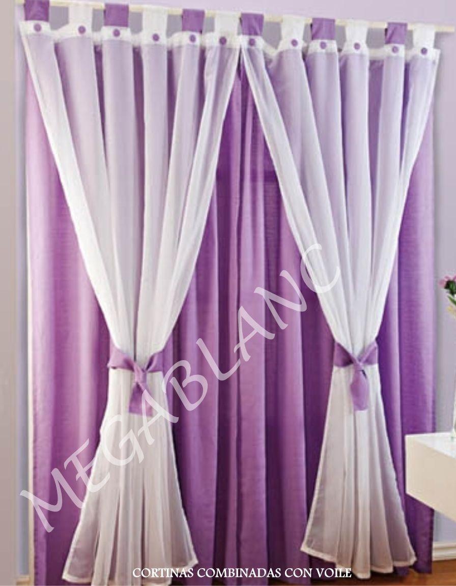 Pasos para hacer cortinas modernas cortina tipo - Tipos de cortinas modernas ...